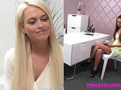Vergine procace touching video sesso anale gratis il clitoride in tra il gambe