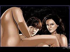 Appassionato avvitamento una filmati di sesso anale donna dopo un pompino