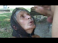 Nonna Procace si sedette sul video porno penetrazione anale cazzo